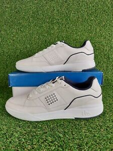 Men's TBS Bagwell Trainers Sneakers French Sportswear Low-Top White Size 10.5 UK