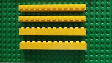 x4 dans un ensemble STAR WARS CITY Brand New 2456 Lego Light Gris bleuâtre 2x6 brique