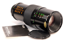 VIVITAR 90mm f/2.5  (faster) MACRO lens  KOMINE 1:1   MINOLTA MD EX++++