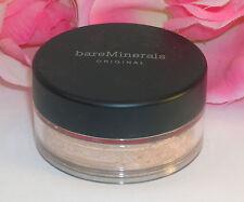 New I.D. Bare Minerals Fairly Medium Foundation Spf 15  .28 oz  8 g Loose Powder