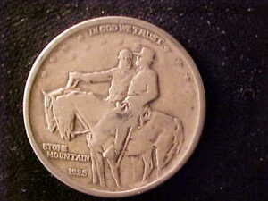 Stone Mountain 50 CENTS 1925
