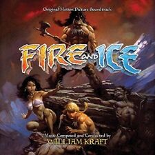 William Kraft - Fire and Ice OST [CD]