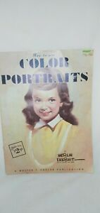 How To Use Color In Portraits Walter  Foster Publication