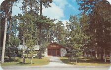 Douglas Lodge Minnesota~Forrest Inn~Souvenir Shop & Refreshments~1950s