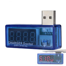 USB Charger Cell Phone Battery Tester USB Detector Voltage Current Tester Meter