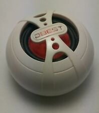 DBEST London Solo White Rechargeable Mini Speaker as is for parts or repair