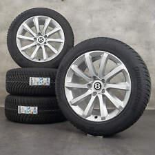 Bentley 20 inch rims Bentayga winter tires winter wheels 36A601025A NEW