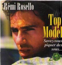 REMI ROSELLO - TOP MODEL - SAVEZ VOUS PIQUER DES SOUS - CD SINGLE NEUF  3T 1996