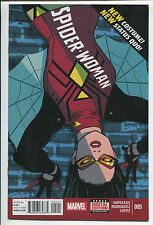 Spider-Woman #5 - New Costume! - (Grade VF+) 2015