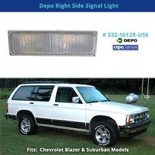 Depo 332-1612R-US6 Right Passenger Side Signal Light (Fits: Chevrolet/GMC)