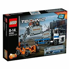 LEGO® Technic 42062 Container-Transport NEU OVP_ Container Yard NEW MISB NRFB