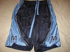 Maine Black Bears Basketball Shorts Mens Large Colosseum UM NCAA