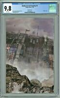 Undiscovered Country #1 CGC 9.8 Variant Cover J John Gallagaher Virgin Edition