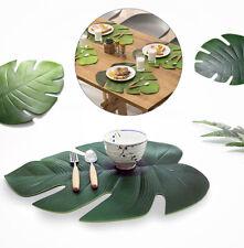 Leafy Branches Reversible Linen Placemat