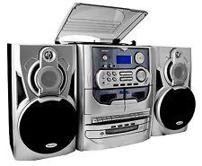 Karcher KA 5300 Stereoanlage HiFi CD Wechsler Schallplattenspieler Kassette