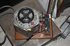 Variac variable voltage transformer 12kg probably 8A