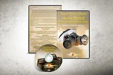 Start a Home-Based Studio Photography Business: New Photographer Starter Kit