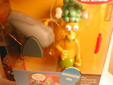 2002 The SIMPSON`s interactive figure WOS series 5  SIDESHOW MEL