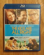 The Kids Are All Right (2010) Like New Blu-ray Annette Bening, Julianne Moore