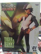 TIGER & BUNNY Kotetsu T.Kaburagi Banpresto DX Figure