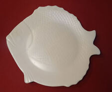 California Art Pottery Chicken of the Sea Tuna Advertising Plate-Mail In Premium
