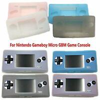 Consola de Juego TPU Funda Protectora Shell Case Para Games Gameboy Micro GBM