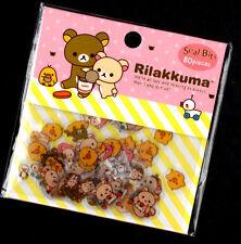 Sanx San-x Rilakkuma Sticker Sack stickers Flakes kawaii Pack Japan B
