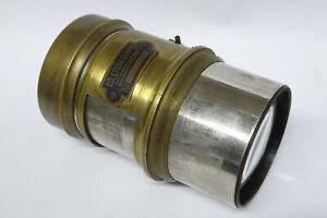 Liesegang Tachyskop C4  großes altes Objektiv