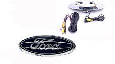 Ford OE Fit Emblem Logo Backup Camera F150, F250, F350 Flex, Replaces Factory