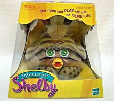 Furby SHELBY Clam 2001 Tiger Electronics Hasbro Toad Variant New Sealed RARE