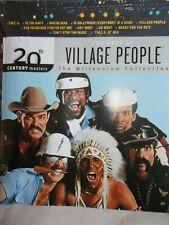 "VILLAGE PEOPLE - THE BEST OF - OZ 11 TRK CD INC YMCA 12"" MIX - VERY CLEAN -DISCO"