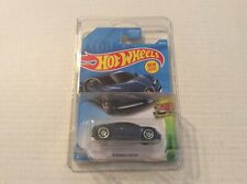 2019 Hot Wheels '16 Bugatti Chiron Blue Errors Missing Chrome Line On Side Tampo