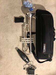 Yamaha Silver Trumpet YTR 2330
