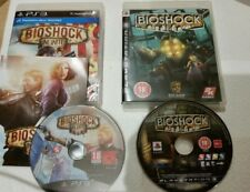 PS3 Playstation 3 Bioshock & Bioshock Infinite games GREAT CONDITION