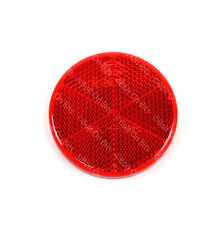HELLA 60mm Round Red Rear Reflector