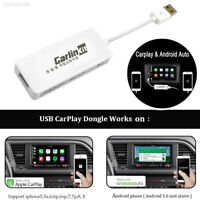1840 Carplay USB Dongle for Apple iPhone Android Car Auto Navigation Player 5V@