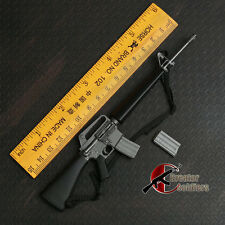 1/6 Scale M16A1  black Rifle GI Joe Ultimate Soldier