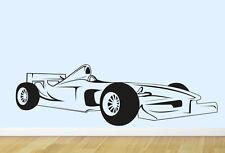 voiture de sport 04. pour enfants chambre nouveau-né autocollant vinyle F1