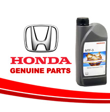 Genuine Honda Manual Transmission MTF-3 Gearbox Oil Fluid 1 Litre