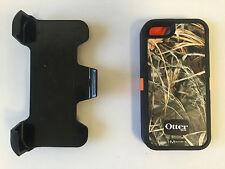 OtterBox Defender Series for Apple iPhone 5/ 5S  Realtree Max4 Black/ Orange OEM