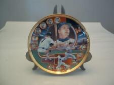 Mickey Mantle New York Yankees Lifetime Achievement Collector Plate