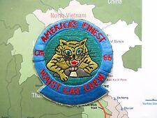 patch , CVA-66 USS AMERICA  AMERICA'S FINEST WAIST CAT CREW , NAM WAR