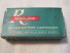 Vintage Remington .45 Auto Targetmaster Box - Empty