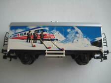 Marklin H0 4415-96727 SBB CFF AGFA FILM Kuhlwagen - Ltd Edn Model in 1996 only