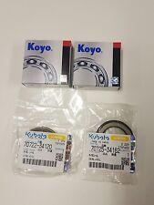 Genuine kubota G1700/G1900 lame broche overhaul kit RC40 RC44 RC48 RC54 RC60