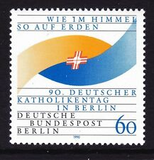 Germany Berlin 9N590 MNH 1990 90th German Catholics Day