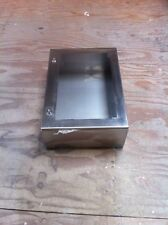 Schneider Electric NSYS3X7525T Glass Door Stainless Enclosure 600x600x200mm IP66