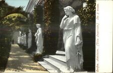 Corfou Greece Villa Imperiale c1905 UDB Postcard #2