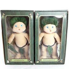 Gumnut Babies baby plush soft toy doll Snugglepot Cuddlepie May Gibbs