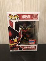 Marvel Red Goblin 2020 NYCC Exclusive Funko Pop